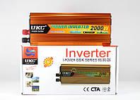 Инвертор преобразователь напряжения AC/DC SSK 2000W 24V