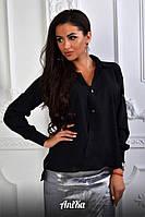 Женская рубашка креп шифон
