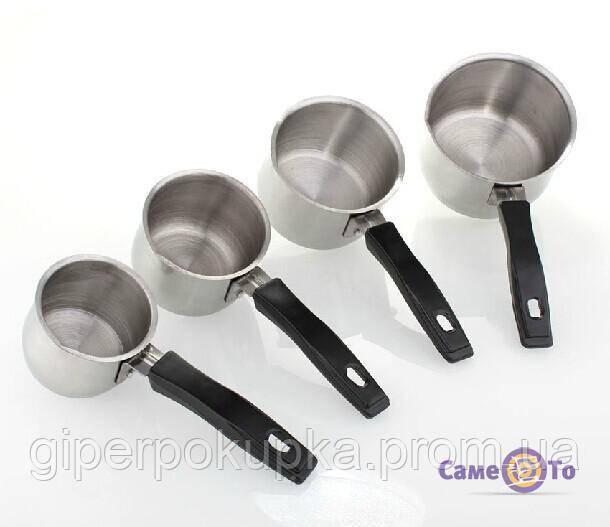 """Кофейный набор Set 4 Coffee Pots - Интернет магазин """"Giperpokupka"""" в Полтаве"""
