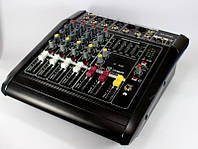 Аудио микшер Mixer BT 5200D 5ch, микшерный пульт