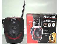 Радиоприемник с фонариком Golon RX-678