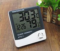 Электронный термометр-гигрометр HTC-1