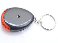 Брелок для ключей с функцией поиска, свисток для ключей