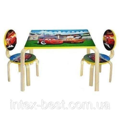 Детский столик со стульчиками J002-294