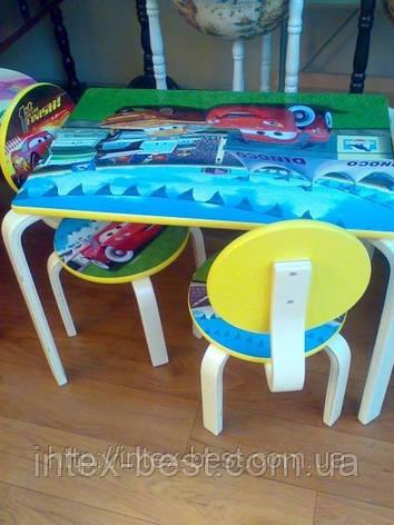 Детский столик со стульчиками J002-294, фото 2