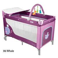 Детский манеж-кровать Baby Design) Dream
