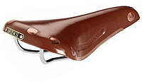 Седло Brooks Team Pro Chrome A. Brown