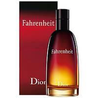 Туалетная вода для мужчин Dior Fahrenheit оригинал 50ml edt (мужественный, волнующий, изысканный аромат)