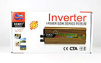 Инвертор преобразователь напряжения AC/DC SSK 2000W 24V: 24В в 220В