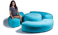 """Модульный диван """"Martino"""" цвет 001, бескаркасный диван,диван мешок,диван бескаркасный,диван,мягкая мебель."""