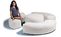 """Модульный диван """"Martino"""" цвет 003, бескаркасный диван,диван мешок,диван бескаркасный,диван,мягкая мебель."""