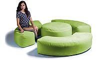 """Модульный диван """"Martino"""" цвет 005, бескаркасный диван,диван мешок,диван бескаркасный,диван,мягкая мебель."""