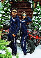 Женский + мужской тёплые спортивные костюмы Tommy Hilfiger