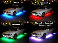 Led подсветка пола в авто HR-01678, 7 цветов