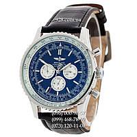 Классические мужские часы Breitling Navitimer 01 Automatic Black/Silver/White-Black (механические)