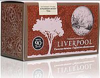 Liverpool ливерпуль чай Чайный напиток для очищения печени