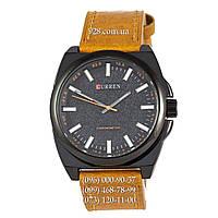 Классические мужские часы Curren Classico 8168 Black/Black (кварцевые)