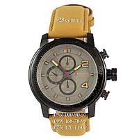 Классические мужские часы Curren Chronometr 8190 Black/Grey (кварцевые)