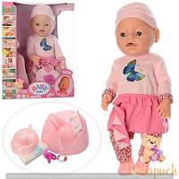 Детская кукла интерактивная пупс Baby Born BB 8006-449