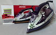 Утюг MPM MZE-10 с автоотключением и керамической подошвой, фото 1