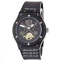Классические мужские часы Hublot Classic Fusion Tourbillon X All Black (механические)