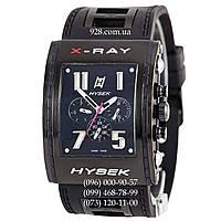 Классические мужские часы Jorg Hysek Haute Horlogerie X-Ray Automatic All Black (механические)