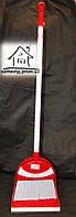 Совок-лентяй Irak Plastik (совок+щетка для пола) С023 (красный)