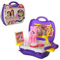 Игровой набор«Парикмахерская My Little pony»MJX7010
