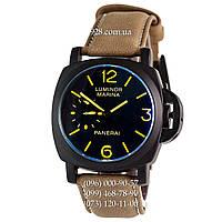 Классические мужские часы Panerai Luminor Marina Seconds Automatic (механические)