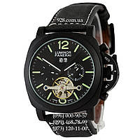 Классические мужские часы Panerai Luminor Marina PL - 0006 All Black (механические)