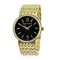 Классические мужские часы Patek Philippe кварцевые.