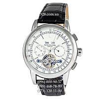 Классические мужские часы Patek Philippe Grand Complications Tourbillon AA Black/Silver/White (механические)