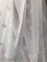 Тюль шифоновая Полоса 510 оптом, фото 3