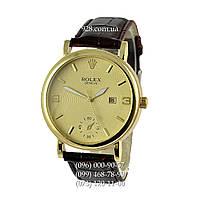 Классические мужские часы Rolex SSB-1020-0210 (кварцевые)