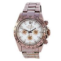 Классические мужские часы Rolex Cosmograph Daytona All Purple/White (механические)