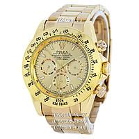 Классические мужские часы Rolex Cosmograph Daytona Gold (механические)