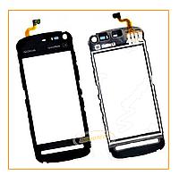 Сенсор (тачскрин) Nokia 5800 Xprees Music Black