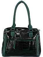 Женская Сумка Арт. 8611 Цвет зелёный