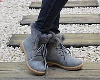 Ботинки женские осень зима, фото 1