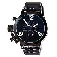 Классические мужские часы U-Boat Italo Fontana Classico Tungsteno All Black/White (механические)