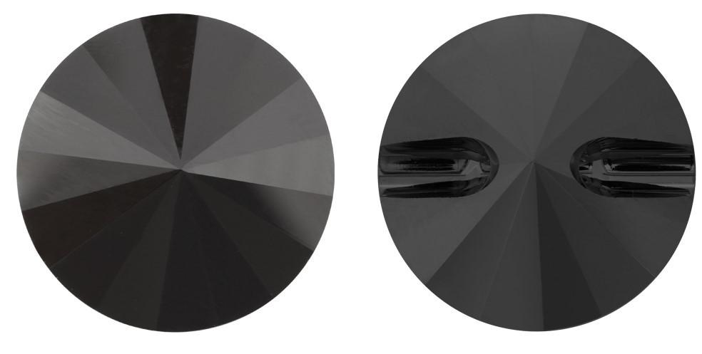 Полуножка 3015, 12mm , Jet (280)