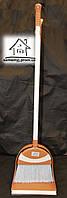 Совок-лентяй Irak Plastik (совок+щетка для пола) С025 (бежевый)