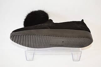 Туфли женские замшевые Kento, фото 3