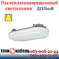 Пылевлагозащищенный светильник Ватра ДПП01В