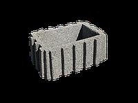 Малая архитектурная форма Цветник прямоугольный.