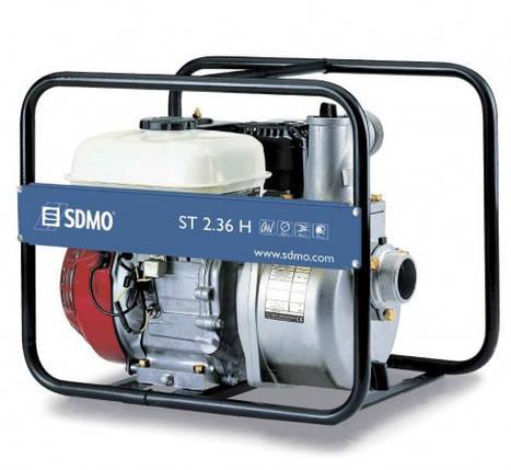 Мотопомпа SDMO ST 2.36 H, фото 2