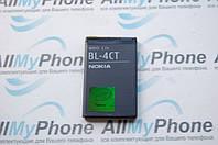 Аккумуляторная батарея для Nokia 2720,5310,5630,6600f, 6700s,7210sn,7230,7310sn,X3-00, (900 mAh) BL-4CT