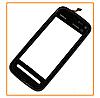 Сенсор (тачскрин) Nokia 5800 XpressMusic с рамкой Black Original