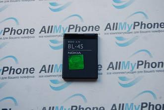 Аккумуляторная батарея для Nokia BL-4S 2680s, 3600s, 3710f, 7020, 7100sn, 7610sn, X3-02