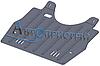 Защита двигателя и КПП Fiat Doblo (2001-2009) все
